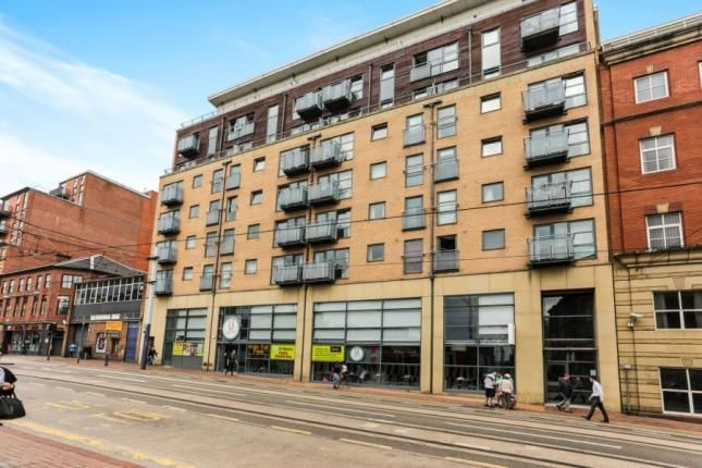 Thumbnail Flat for sale in West Point, 58 West Street, Sheffield, South Yorkshire
