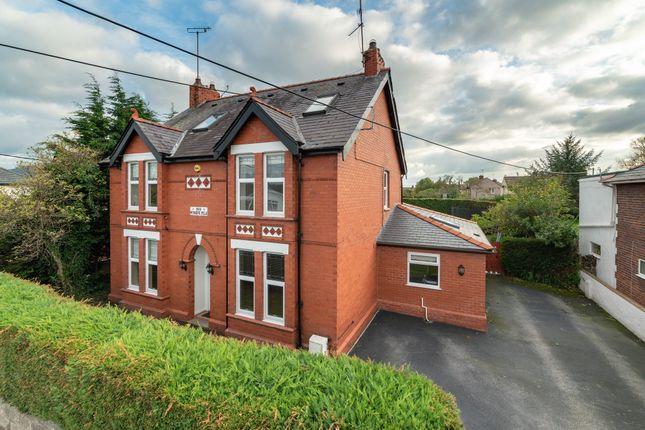 Thumbnail Detached house for sale in Dyserth Road, Rhuddlan, Rhyl