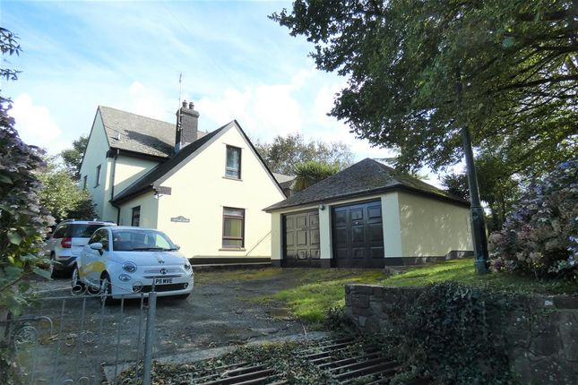 Thumbnail Detached house for sale in The Old Chapel, Burton, Milford Haven