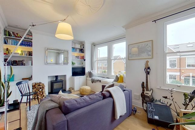 Thumbnail Flat to rent in Penwith Road, London