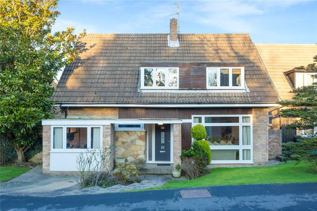 Thumbnail Detached house for sale in Chiltern Close, Bushey