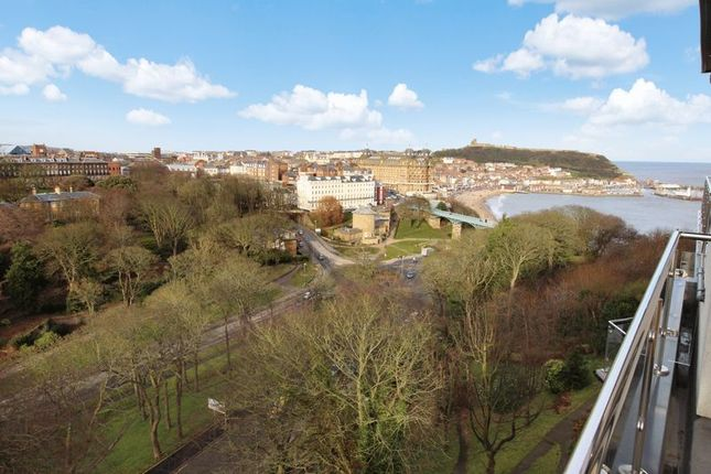 Thumbnail Flat for sale in Belmont Road, South Cliff, Scarborough