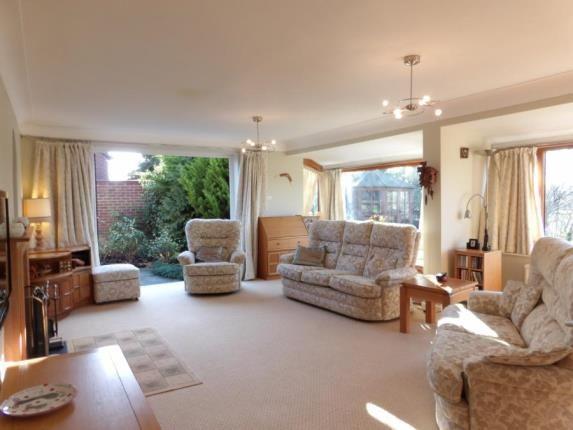 Living Room of Church Lane, Farndon, Chester, Cheshire CH3