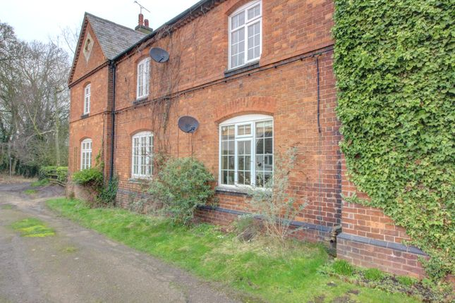 Thumbnail Cottage for sale in Church Row, Little Stretton, Leicester