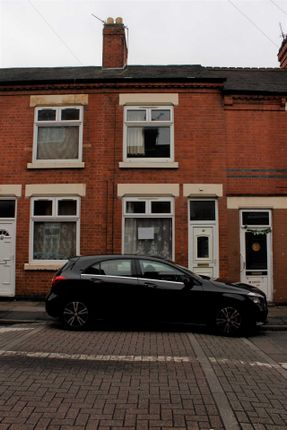 Thumbnail Terraced house to rent in Moores Road, Leicester