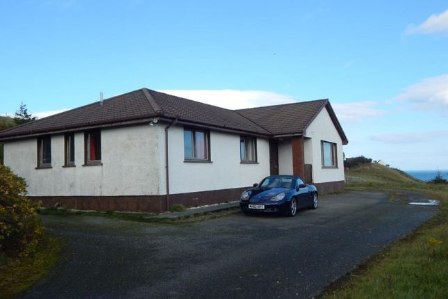 Thumbnail Bungalow for sale in Brogaig, Staffin, Isle Of Skye