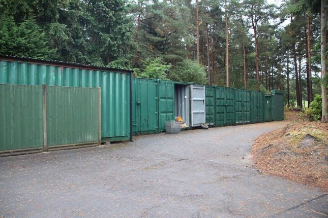 Thumbnail Warehouse to let in Containers, Greenhills Rural Enterprise Centre, Farnham