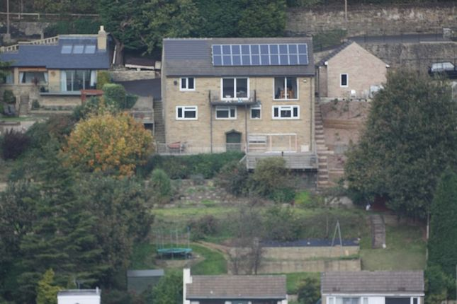 Thumbnail Detached house for sale in New Lane, Skircoat Green, Halifax, West Yorkshire