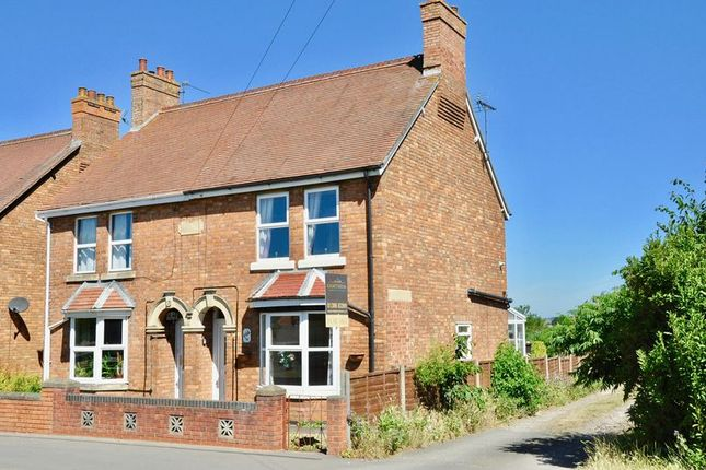 Thumbnail Semi-detached house for sale in Bretforton Road, Badsey, Evesham