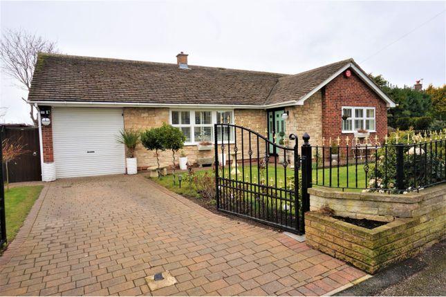 Thumbnail Detached bungalow for sale in Intake Lane, Pogmoor Barnsley
