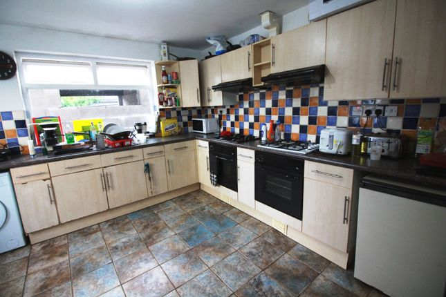 Thumbnail Terraced house to rent in Glynrhondda Street, Cathays, Cardiff