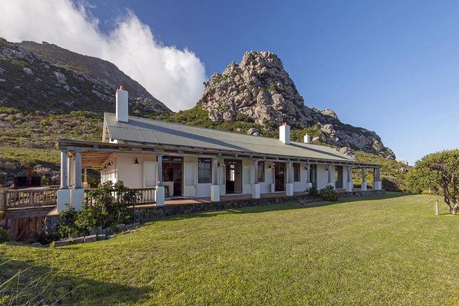 Thumbnail Detached house for sale in Portion 12 Hangklip, Caledon Road, Pringle Bay, Western Cape, South Africa
