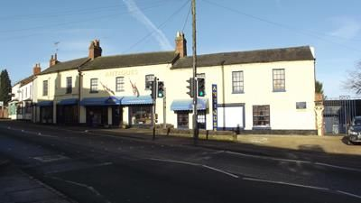 Thumbnail Commercial property for sale in 25-27 High Street, Weedon, Northampton, Northamptonshire