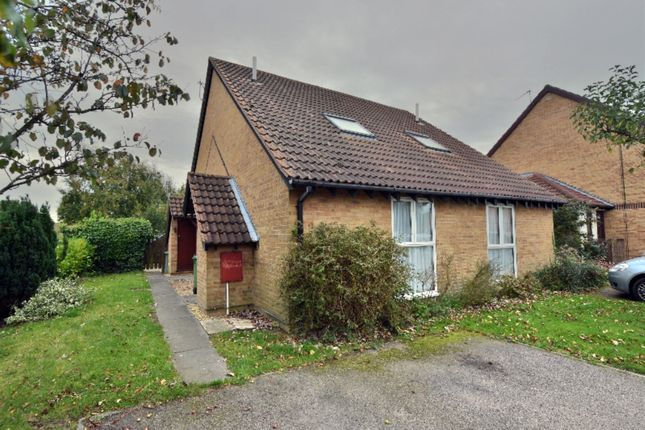Thumbnail End terrace house for sale in St. Margarets Drive, Sprowston, Norwich