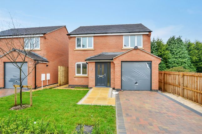 Thumbnail Detached house for sale in Plot 6 'juniper', Northfield Close, Off Northfield Drive, Mansfield