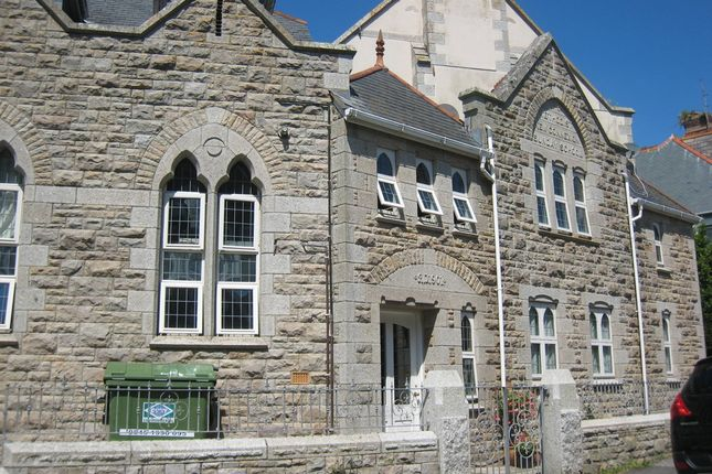 Thumbnail Flat to rent in The Old Church, Mennaye Road, Penzance