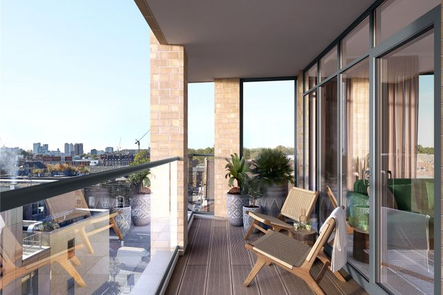 2 bed flat for sale in Hornsey Road, London N19