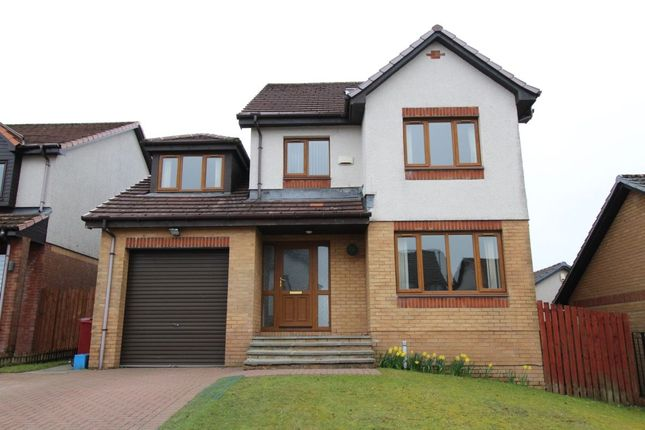 Thumbnail Detached house to rent in Campsie Road, East Kilbride, Glasgow