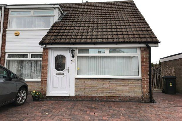 Thumbnail Property to rent in Croftfield, Maghull, Liverpool