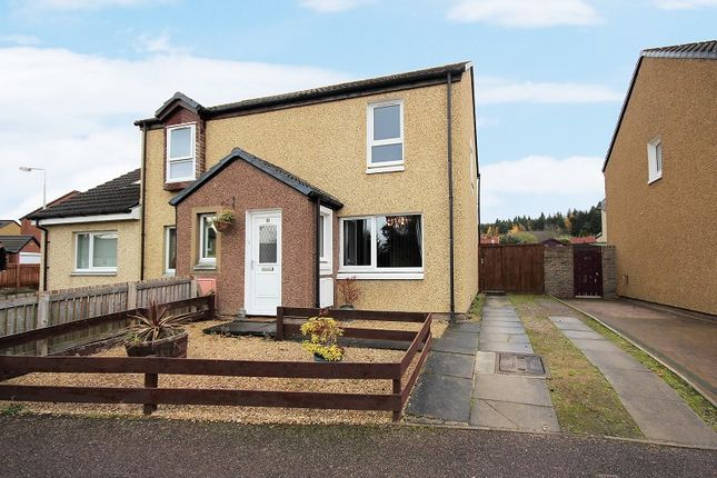 Thumbnail Semi-detached house for sale in 3 Blackwell Court, Culloden, Inverness