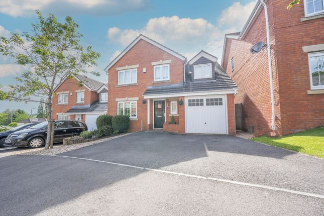 Thumbnail Detached house for sale in Pontymason Rise, Rogerstone