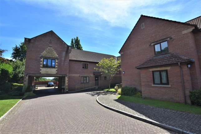 Thumbnail Flat for sale in Springfield House, Wetlands Lane, Portishead, North Somerset