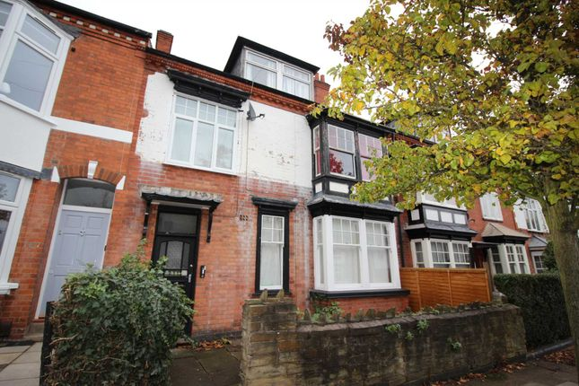 Thumbnail Flat for sale in Upperton Road, Leicester