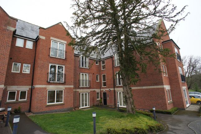 Thumbnail Flat to rent in Gill Court, Derby Road