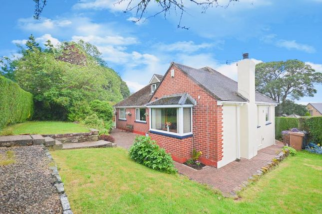 Thumbnail Detached bungalow for sale in Meadow Road, Hensingham, Whitehaven