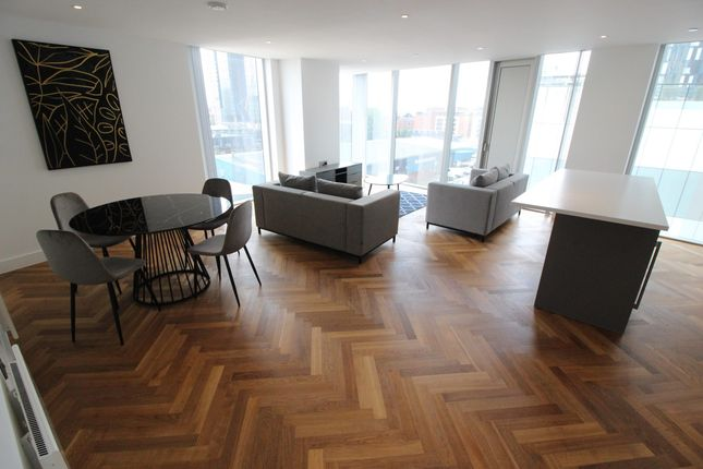 Thumbnail Flat to rent in Deansgate Square, South Tower, Manchester