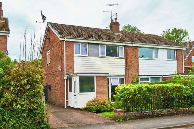 Semi-detached house for sale in Factory Lane, Penwortham, Preston