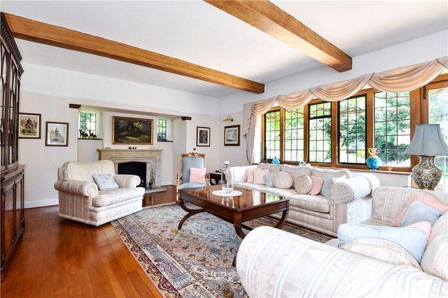 Living Room of Heathway, Camberley, Surrey GU15