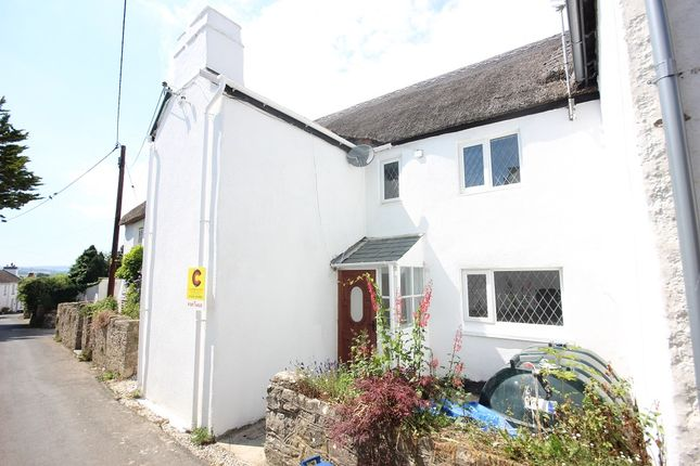 Terraced house for sale in Broadhempston, Totnes