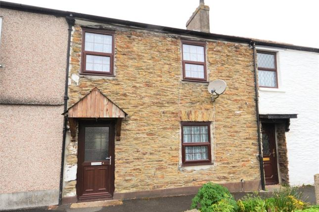 Thumbnail Terraced house to rent in Chapel Street, Callington, Cornwall