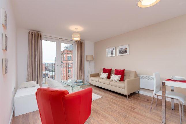 Living Room of Alto Building, Sillavan Way, Salford M3