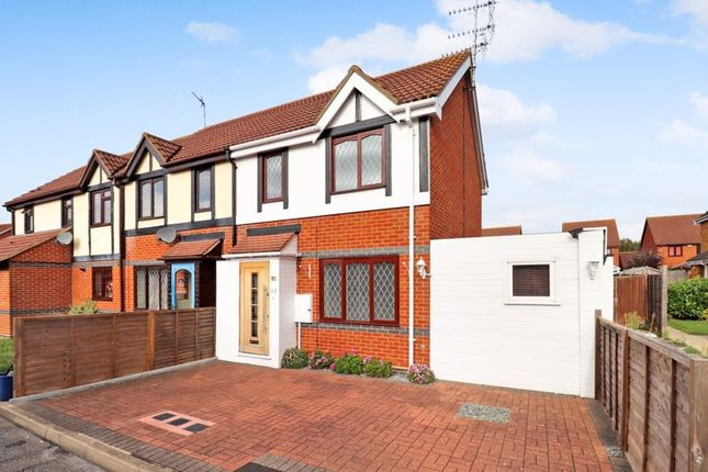 2 bed end terrace house for sale in Cookham Court, Shoeburyness, Southend-On-Sea SS3