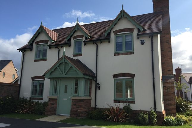Thumbnail Detached house for sale in Samantha Close, Welford On Avon, Stratford-Upon-Avon