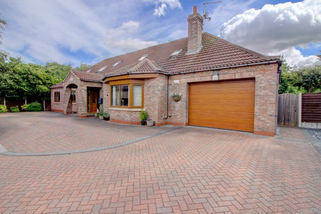 Thumbnail Bungalow for sale in Birch Gardens, Barton-Upon-Humber