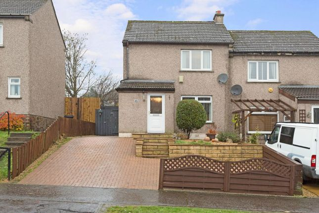 Thumbnail End terrace house for sale in Windsor Drive, Penicuik