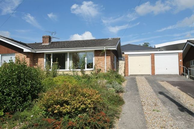 2 bed semi-detached bungalow for sale in Manning Close, Wells