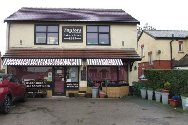 Thumbnail Restaurant/cafe for sale in Anchorsholme Lane East, Thornton-Cleveleys