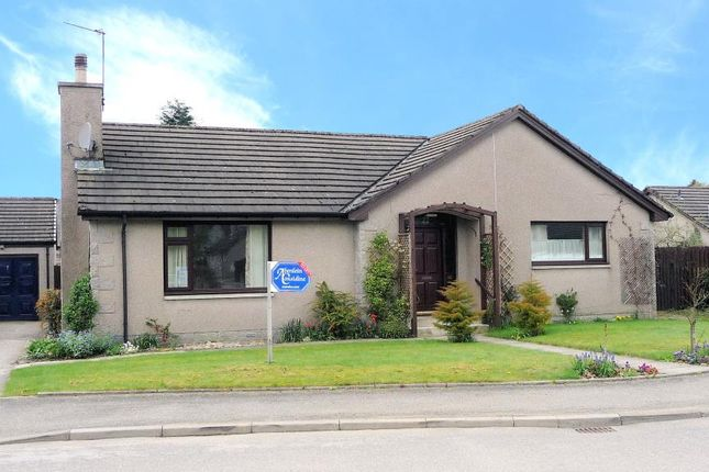 Thumbnail Detached bungalow to rent in 22 Annesley Park, Torphins, Aberdeenshire