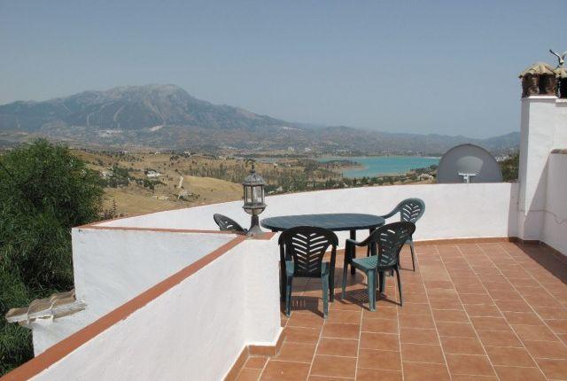Roofterrace of Spain, Málaga, Viñuela