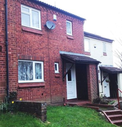 Thumbnail Terraced house to rent in High Trees Close, Astwood Bank, Redditch, Worcestershire