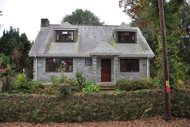 Thumbnail Detached house to rent in Perranwell Station, Truro