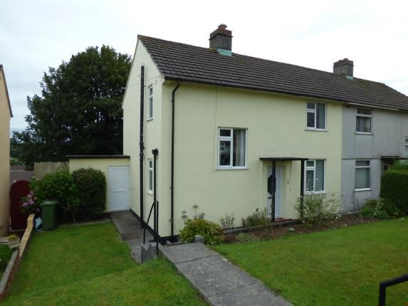 Thumbnail Semi-detached house for sale in Pennycross, Plymouth, Devon
