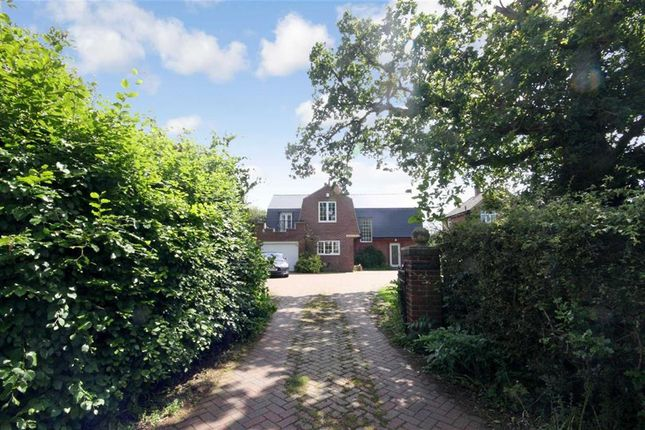 Thumbnail Detached house for sale in Moss Lane, Leyland