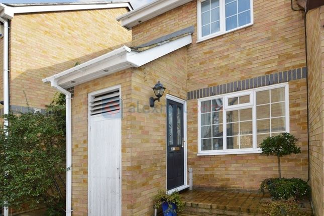 Thumbnail Terraced house for sale in Midship Close, London