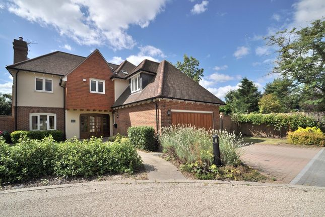 Thumbnail Detached house for sale in Bickley Park Road, Bickley, Bromley
