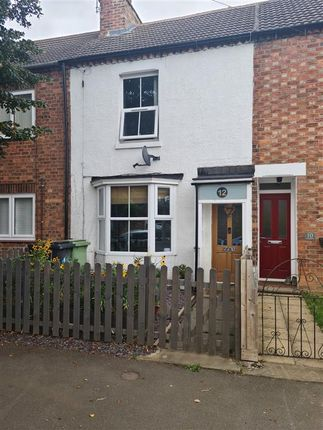 2 bed terraced house for sale in Hatton Park Road, Wellingborough NN8